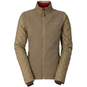 VAUDE Cyclist Padded Jacket Women nougat